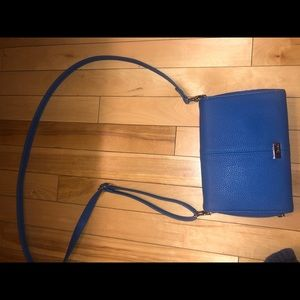Bags - Jewel By Thirty One Convertible Crossbody Blue.